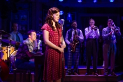 Jennifer Elizabeth Smith in the Bandstand First National Tour (Photo by Jeremy Daniel)
