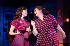 Jennifer Elizabeth Smith & Roxy York in the Bandstand First National Tour (Photo by Jeremy Daniel)