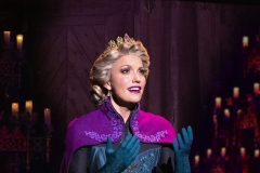 Caroline Bowman (Elsa) Frozen North American Tour - photo by Deen van Meer