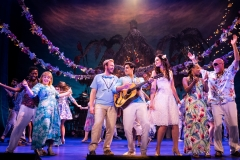 "Company of the National Tour Jimmy Buffett's ""Escape to Margaritaville"" (Photo: Matthew Murphy)"